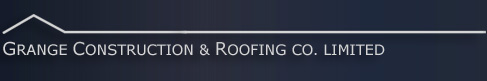 Grange Construction & Roofing Co. Ltd Logo